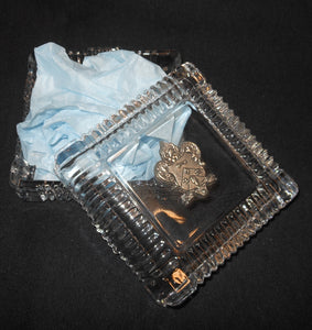 KAPPA KAPPA GAMMA CREST GLASS BOX