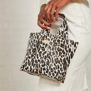GRAB N GO MINI MONA BROWN LEOPARD