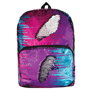 MAGIC SEQUIN BACKPACK MULTI-COLOR