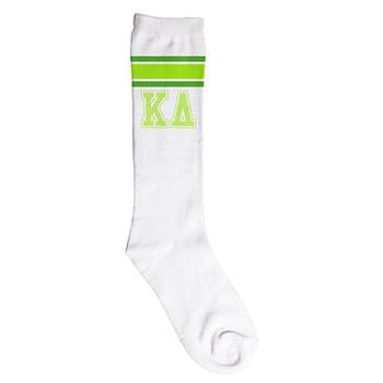 KAPPA DELTA KNEE HIGH SOCKS