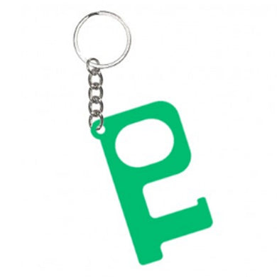 HANDS FREE DOOR KEYCHAIN GREEN