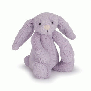 BASHFUL BUNNY LILAC PLUSH SMALL