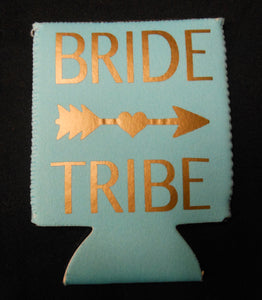 BRIDE TRIBE COOZIE