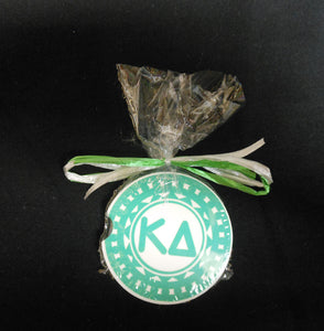 KAPPA DELTA CAR COASTER SET