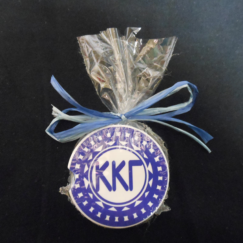 KAPPA KAPPA GAMMA CAR COASTER SET