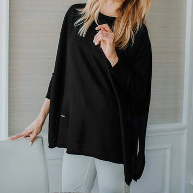 CATALINA SWEATER BLACK