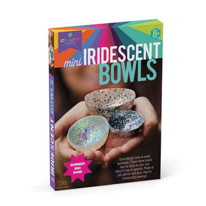 MINI IRIDESCENT BOWL KIT