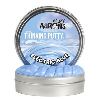 ELECTRIC BLUE THINKING PUTTY MINI