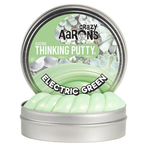 ELECTRIC GREEN THINKING PUTTY MINI
