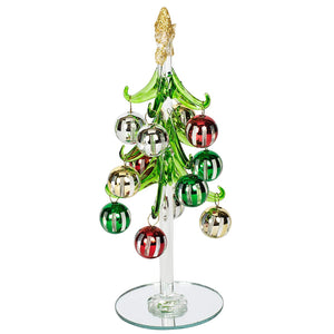 MULTICOLOR BALL ORNAMENT TREE SMALL