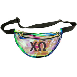 CHI OMEGA FANNY PACK