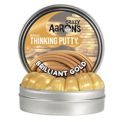 BRILLIANT GOLD THINKING PUTTY MINI