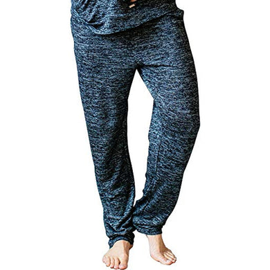 JERSEY PANT CHARCOAL
