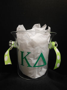 KAPPA DELTA ICE BUCKET