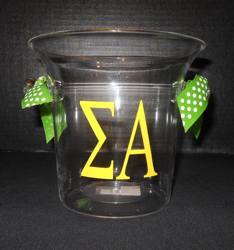 SIGMA ALPHA ICE BUCKET