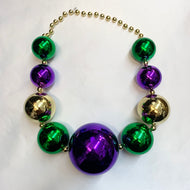 LARGE MARDI GRAS BEADS