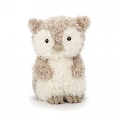 LITTLE OWL PLUSH TOY