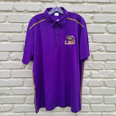 MENS LOUISIANA STATE UNIVERSITY DRI WICK SHIRT