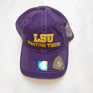 LOUISIANA STATE UNIVERSITY FIGHTING TIGERS HAT