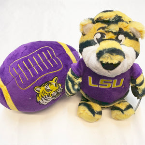 LOUISIANA STATE UNIVERSITY REVERSE A PAL PLUSH