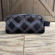 BLACK CRUS DOPP KIT