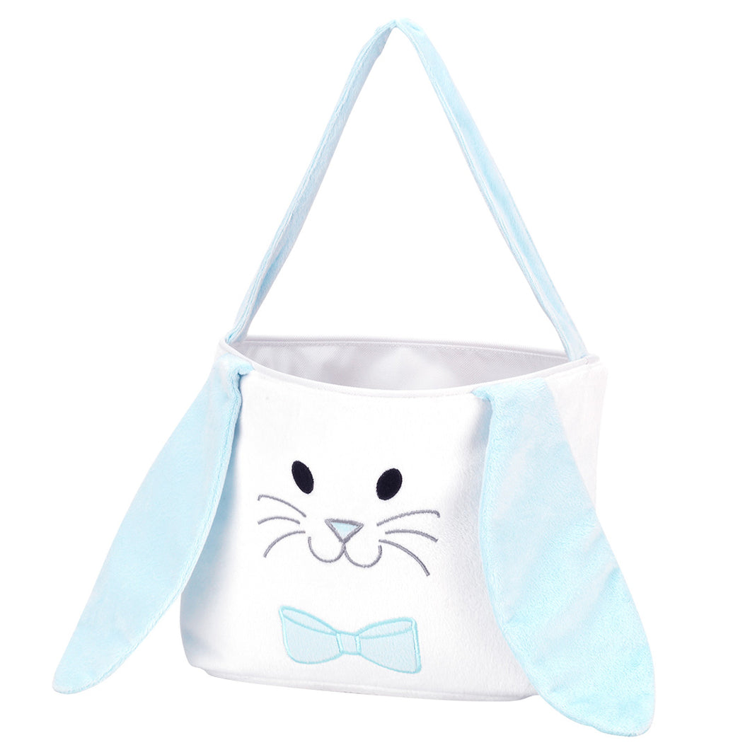 BLUE BUNNY EASTER BUCKET