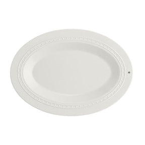OVAL MELAMINE SERVER