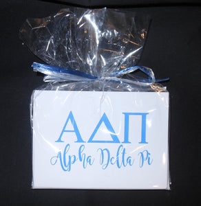 ALPHA DELTA PI NOTECARDS
