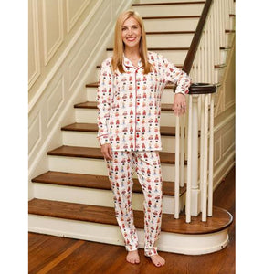 ADULT NUTCRACKER BALLET SLEEP PANT