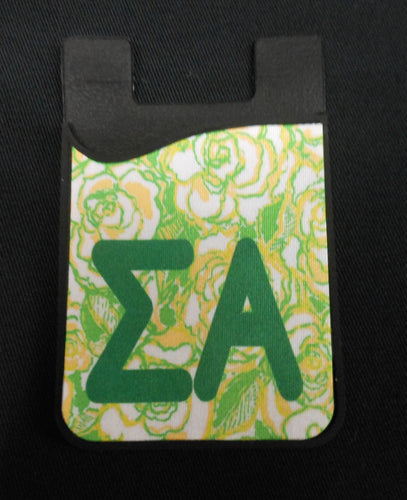 SIGMA ALPHA PHONE WALLET