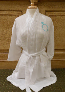BRIDAL RING ROBE