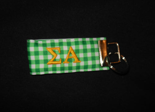SIGMA ALPHA KEY FOB