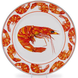 SHRIMP CHARGER PLATTER