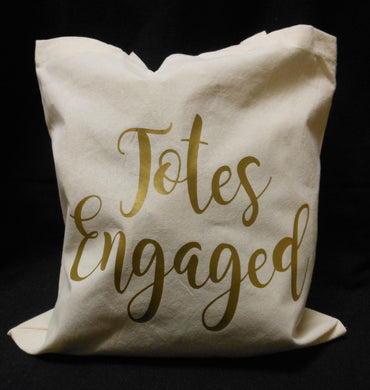 TOTES ENGAGED BAG