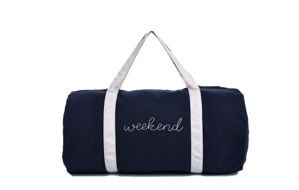 WEEKEND GYM BAG