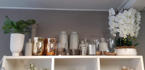 Shelf 1 - Gifts (North wall)