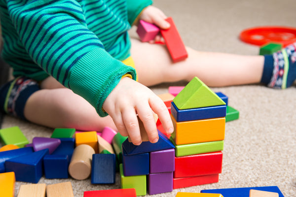 Benefits of Building Blocks for Kids