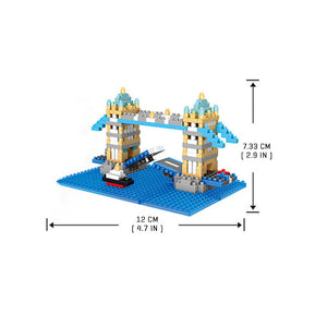 London Bridge - Nano Blocks Set |  3d puzzle | nano blocks