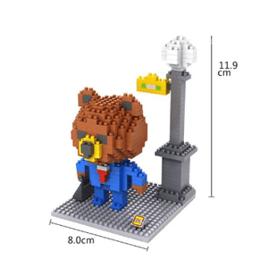 Business Bear |  BrickCenter