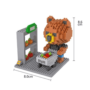 Bear in the market |  BrickCenter