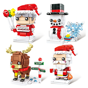 Little Christmas Claus Set