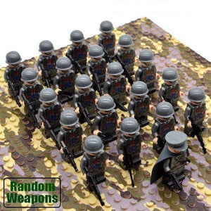 Italian Soldiers WW2 21-Pack