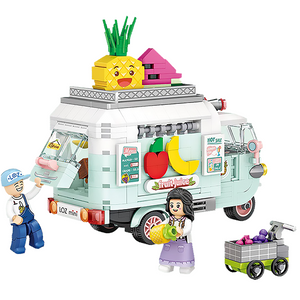 Fruit Juice Truck