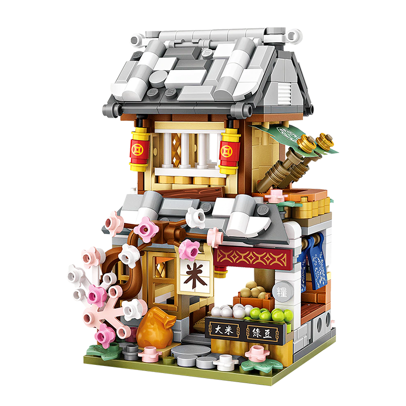 Chinese Fruits Store |  3d puzzle | nano blocks | brickcenter.myshopify.com