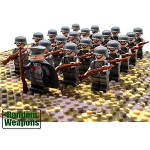 German Soldiers WW2 21-Pack