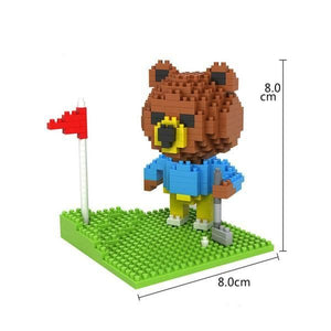 Golfing Bear |  BrickCenter