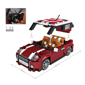 Mini Cooper |  BrickCenter