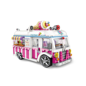 Pink Ice Cream Truck |  BrickCenter