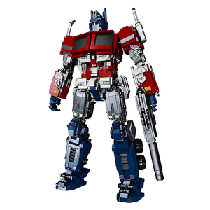 Optimus Prime |  3d puzzle | nano blocks