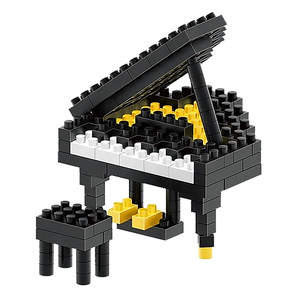 Piano - Nano Block Set